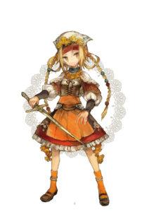 「道無き姫のフロラシオン」本文